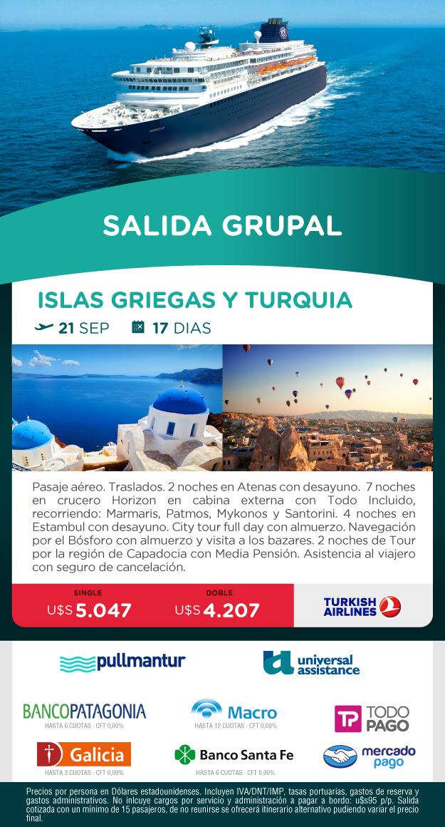 21 SEPTIEMBRE ISLAS GRIEGAS Y TURQUIA