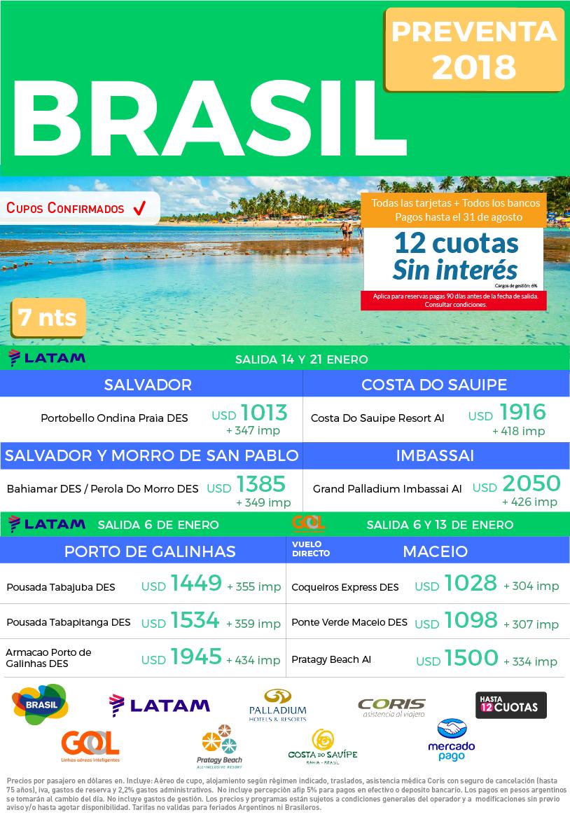 BRASIL PREVENTA 2018