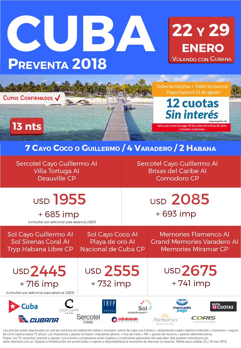 CUBA ENERO