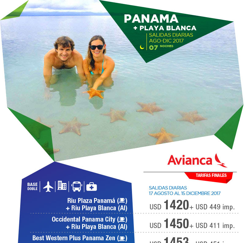 PANAMA AGOSTO A DIC
